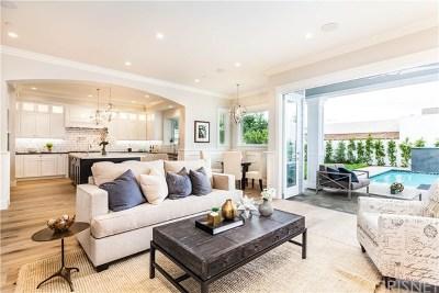 Tarzana Single Family Home For Sale: 5435 Beckford Avenue