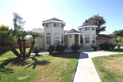 Quartz Hill Single Family Home For Sale: 42329 45th Street W