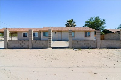 Littlerock Single Family Home For Sale: 10658 E Avenue R12
