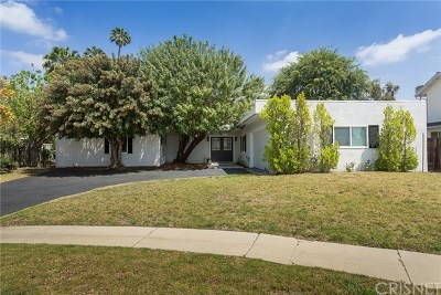 Porter Ranch Single Family Home For Sale: 18433 Los Alimos Street