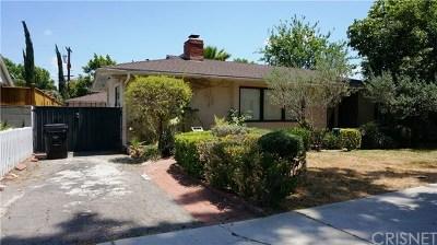 Studio City Single Family Home For Sale: 4524 Irvine Avenue