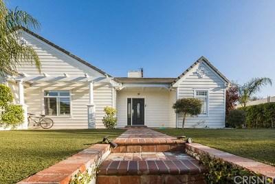 Northridge Single Family Home For Sale: 16966 Calahan Street