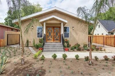 Burbank, Glendale, La Crescenta, Pasadena, Hollywood, Toluca Lake, Studio City, Alta Dena , Los Feliz Single Family Home For Sale: 671 Palisade Street