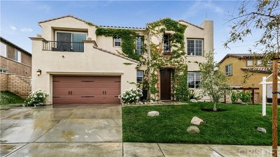 Valencia Single Family Home For Sale: 28146 Anvil Court