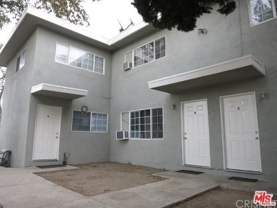 Rialto Multi Family Home For Sale: 277 W Jackson Street