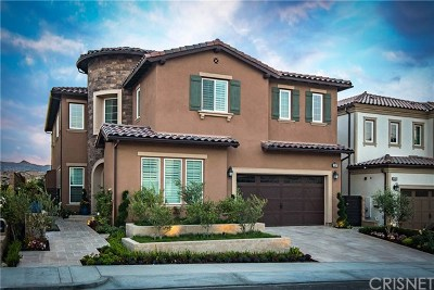 Porter Ranch Single Family Home For Sale: 11945 Ricasoli Way