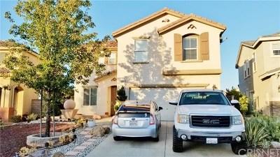 Palmdale Single Family Home For Sale: 2629 Senna Lane