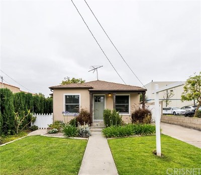 Orange Single Family Home For Sale: 611 W Walnut Avenue