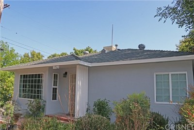 Reseda Single Family Home For Sale: 17902 Saticoy Street