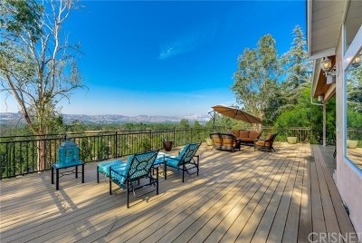 Woodland Hills Single Family Home For Sale: 5735 Rolling Road