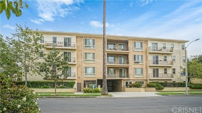 North Hollywood Condo/Townhouse For Sale: 4820 Bellflower Avenue #204