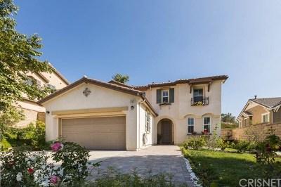 Saugus Single Family Home For Sale: 20320 Dorothy Street