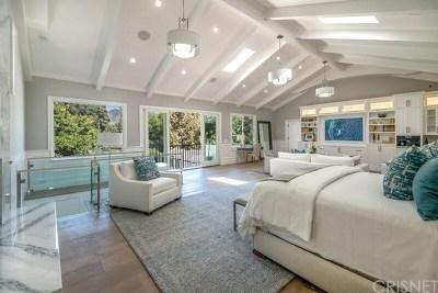 Burbank, Glendale, La Crescenta, Pasadena, Hollywood, Toluca Lake, Studio City, Alta Dena , Los Feliz Single Family Home For Sale: 18 Toluca Estates Drive