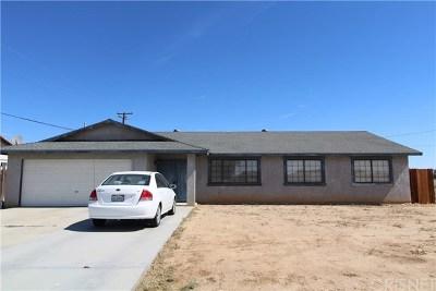 California City Single Family Home For Sale: 8113 Oleander Avenue