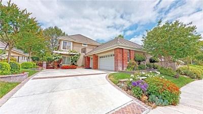 Valencia Single Family Home For Sale: 26519 Emerald Dove Drive