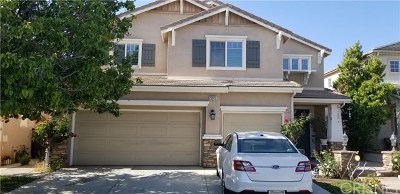 Valencia Single Family Home For Sale: 23923 Francisco Way