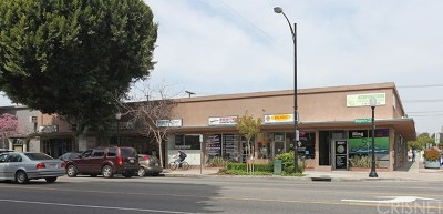 Commercial For Sale: 3601 W Magnolia Boulevard