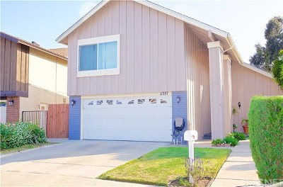 Mission Hills Single Family Home For Sale: 11357 Bartee Avenue