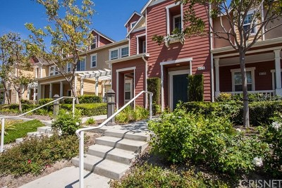 Chino Condo/Townhouse For Sale: 8121 W Preserve Loop