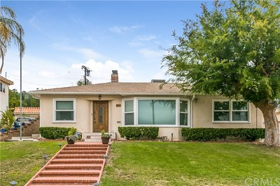 Sunland Single Family Home Active Under Contract: 8226 Day Street
