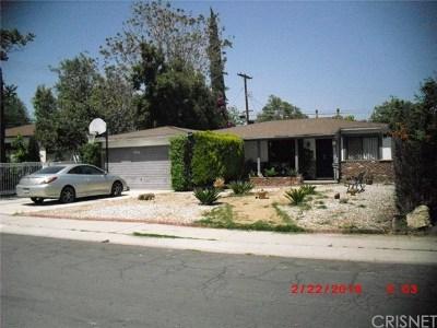 Panorama City Single Family Home For Sale: 8744 Katherine Avenue
