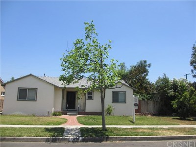 Winnetka Single Family Home For Sale: 7416 Jumilla Avenue
