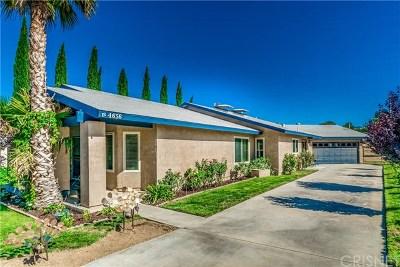 Quartz Hill Single Family Home For Sale: 4656 W Avenue M10