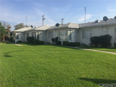 Fresno Multi Family Home For Sale: 2414 N 1st Street