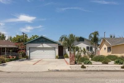Winnetka Single Family Home For Sale: 7031 Sunnybrae Avenue