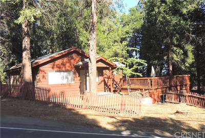 Cedarpines Park Single Family Home For Sale: 21450 Crest Forest Drive