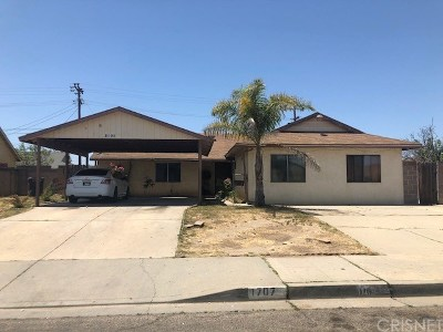 Santa Maria Single Family Home For Sale: 1707 N Russell Avenue
