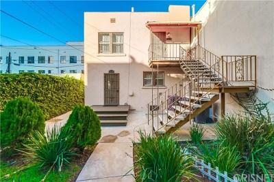 Long Beach Single Family Home For Sale: 825 E Ocean Boulevard