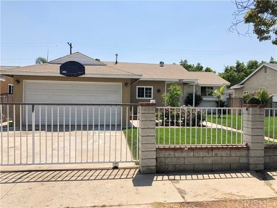 Arleta Single Family Home For Sale: 9417 Nagle Avenue