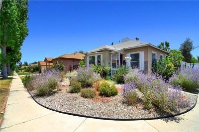 Lake Balboa Single Family Home For Sale: 17650 Kittridge Street