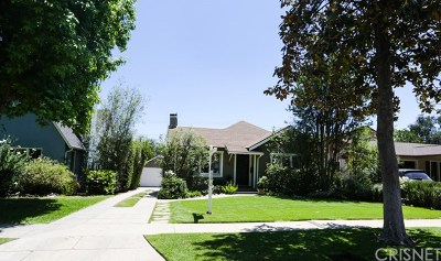 Pasadena Single Family Home For Sale: 2040 Queensberry Road