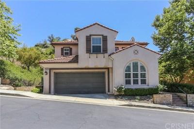 Stevenson Ranch Single Family Home For Sale: 25226 Gloriso Lane
