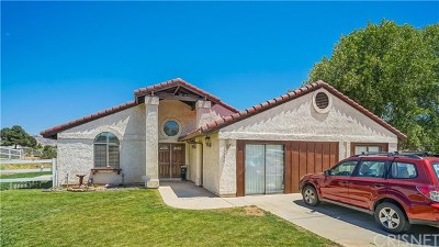 Single Family Home For Sale: 32996 Old Miner Road
