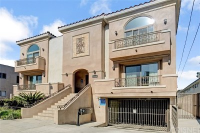 Valley Village Condo/Townhouse For Sale: 5254 Corteen Place #2
