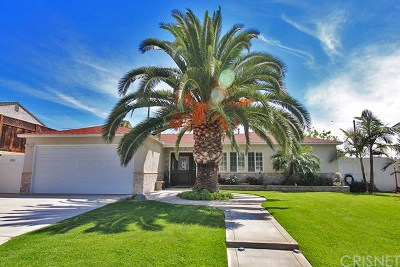 Whittier CA Single Family Home For Sale: $630,000