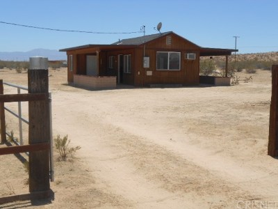 Lancaster Single Family Home For Sale: 45656 247th Street E