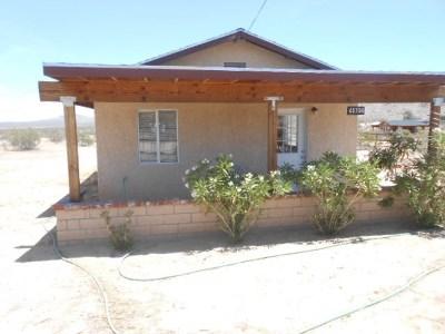 Lancaster Single Family Home For Sale: 45706 247th Street E