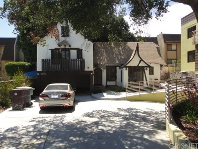 Montrose Single Family Home For Sale: 2690 Piedmont Avenue