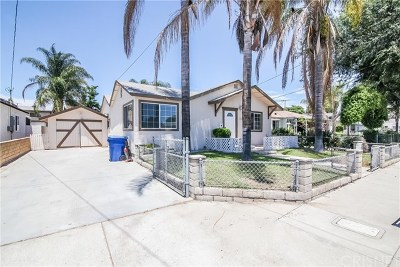 Cypress Single Family Home For Sale: 5591 Camp Street