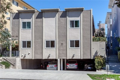 Los Angeles Condo/Townhouse For Sale: 1326 N Fuller Avenue
