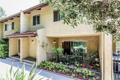 Sun Valley Condo/Townhouse For Sale: 9641 Via Torino