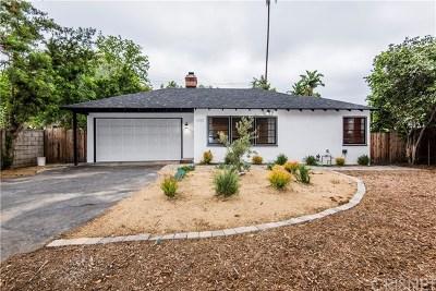 Pasadena CA Single Family Home For Sale: $1,075,000