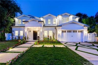 Encino Single Family Home For Sale: 17030 Otsego Street