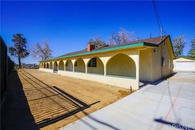Lancaster Single Family Home For Sale: 42534 5th Street E