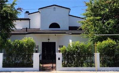 Sherman Oaks Single Family Home For Sale: 13260 Magnolia Boulevard