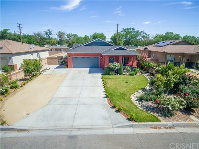 Lancaster Single Family Home For Sale: 1329 W Avenue I